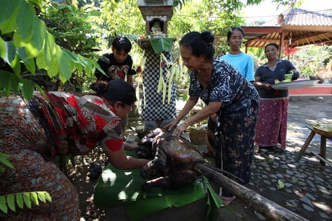 indonesie bali kultura zvyky 25 Kultura a zvyky Indonésie