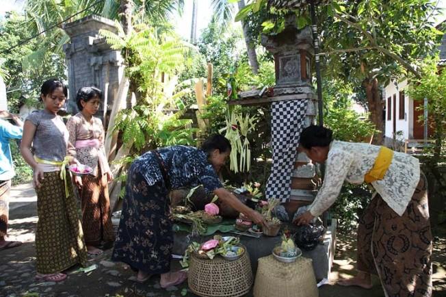 indonesie bali kultura zvyky 28 Kultura a zvyky Indonésie