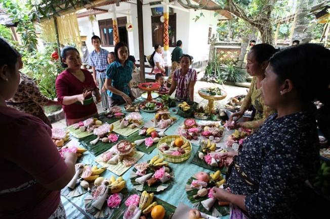 indonesie bali kultura zvyky 80 Kultura a zvyky Indonésie