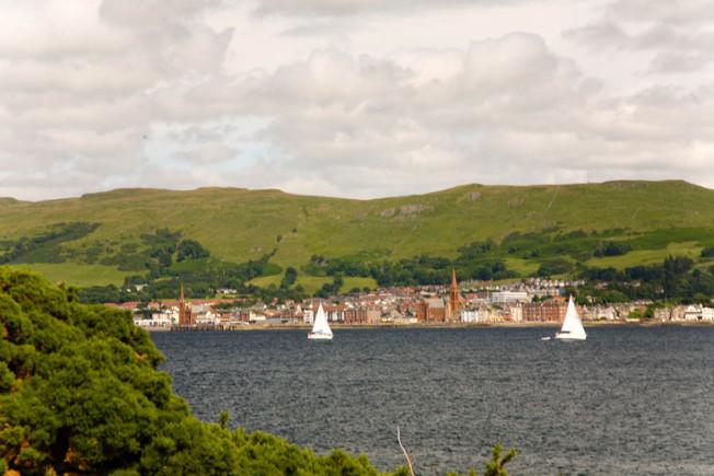 isle of cumbrae skotsko scotland 20 Isle of Cumbrae, Skotsko