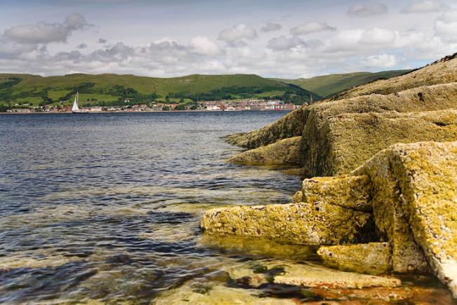 isle of cumbrae skotsko scotland 21 Isle of Cumbrae, Skotsko