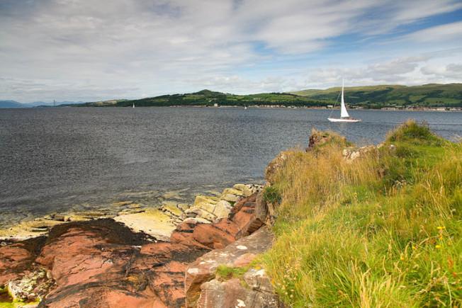 isle of cumbrae skotsko scotland 22 Isle of Cumbrae, Skotsko