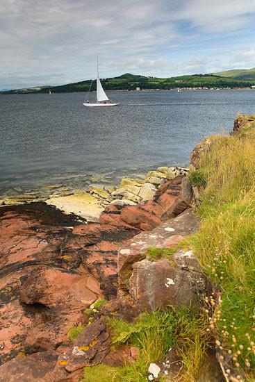 isle of cumbrae skotsko scotland 24 Isle of Cumbrae, Skotsko
