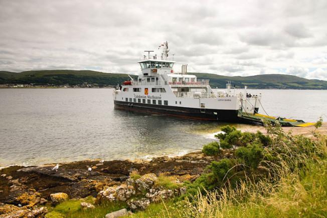 isle of cumbrae skotsko scotland 3 Isle of Cumbrae, Skotsko
