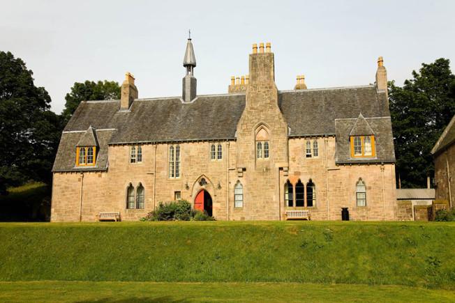 isle of cumbrae skotsko scotland 33 Isle of Cumbrae, Skotsko