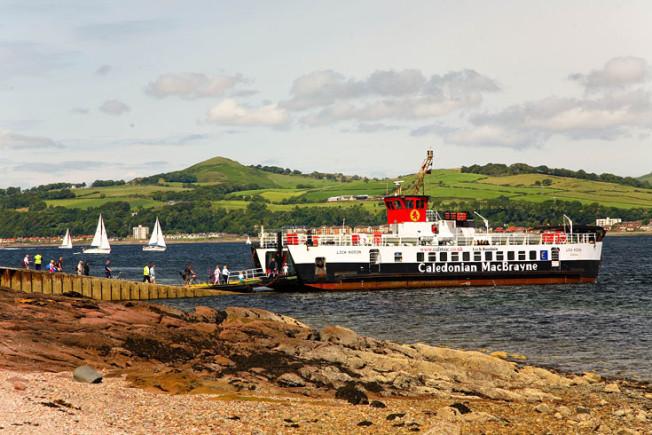 isle of cumbrae skotsko scotland 4 Isle of Cumbrae, Skotsko