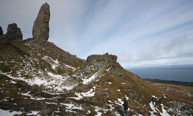 isle of skye skotsko scotland 14 Isle of Skye, Skotsko