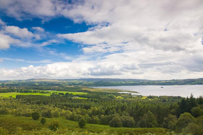 loch lomond skotsko scotland 12 Loch Lomond a The Trossachs NP,  Skotsko