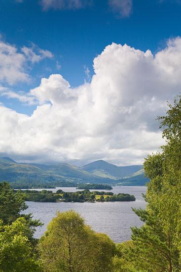 loch lomond skotsko scotland 15 Loch Lomond a The Trossachs NP,  Skotsko