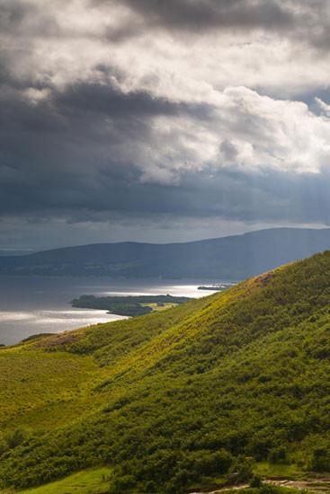 loch lomond skotsko scotland 16 Loch Lomond a The Trossachs NP,  Skotsko