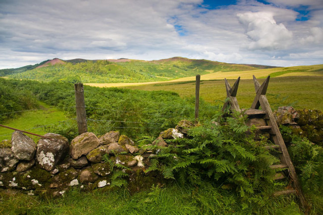 loch lomond skotsko scotland 28 Loch Lomond a The Trossachs NP,  Skotsko