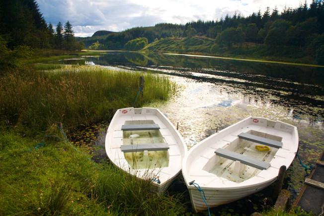 loch lomond skotsko scotland 36 Loch Lomond a The Trossachs NP,  Skotsko