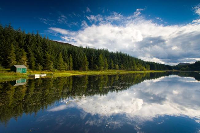 loch lomond skotsko scotland 42 Loch Lomond a The Trossachs NP,  Skotsko