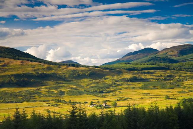 loch lomond skotsko scotland 45 Loch Lomond a The Trossachs NP,  Skotsko