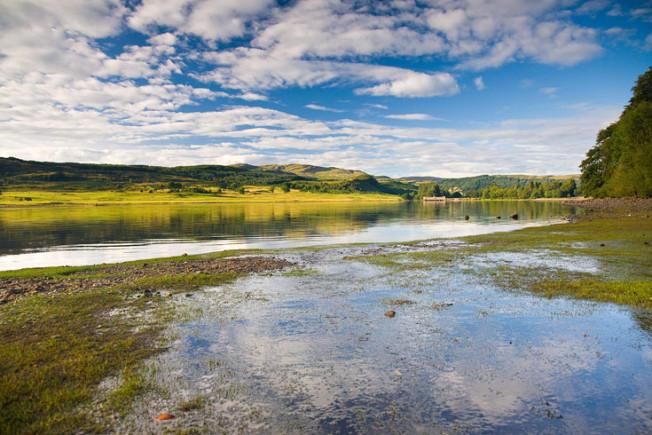 loch lomond skotsko scotland 48 Loch Lomond a The Trossachs NP,  Skotsko