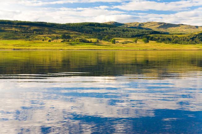 loch lomond skotsko scotland 49 Loch Lomond a The Trossachs NP,  Skotsko