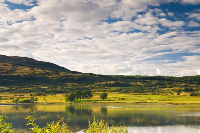 loch lomond skotsko scotland 50 Loch Lomond a The Trossachs NP,  Skotsko