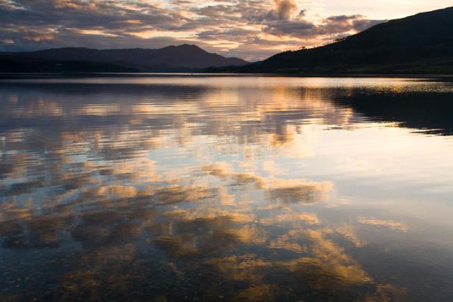 loch lomond skotsko scotland 56 Loch Lomond a The Trossachs NP,  Skotsko