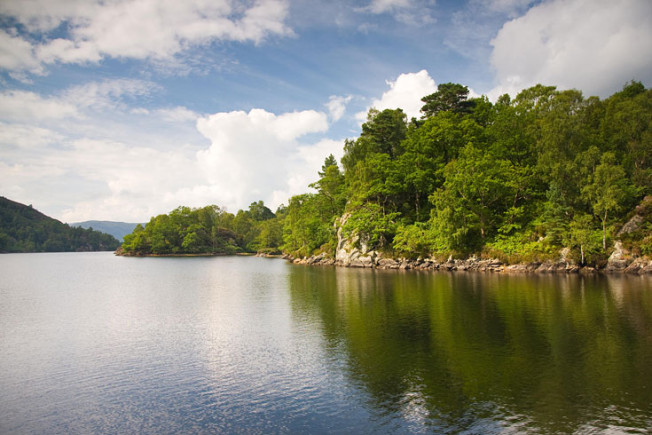loch lomond skotsko scotland 63 Loch Lomond a The Trossachs NP,  Skotsko