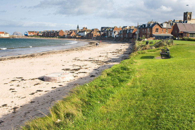 north berwick scotland skotsko 4 North Berwick