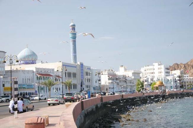 oman architektura 13 Omán   architektura