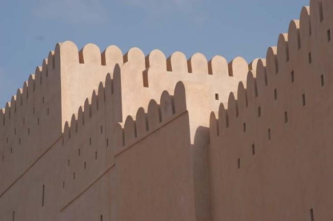 oman architektura 29 Omán   architektura