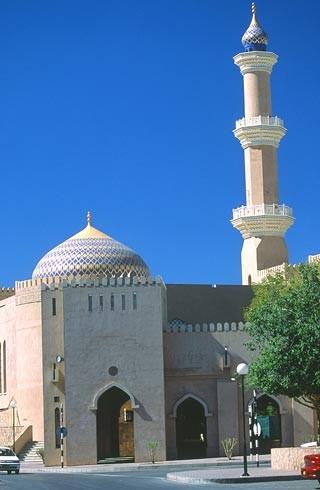 oman architektura 33 Omán   architektura