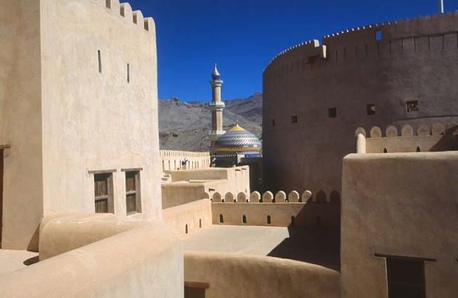 oman architektura 34 Omán   architektura