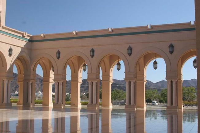 oman architektura 38 Omán   architektura