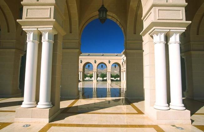 oman architektura 39 Omán   architektura