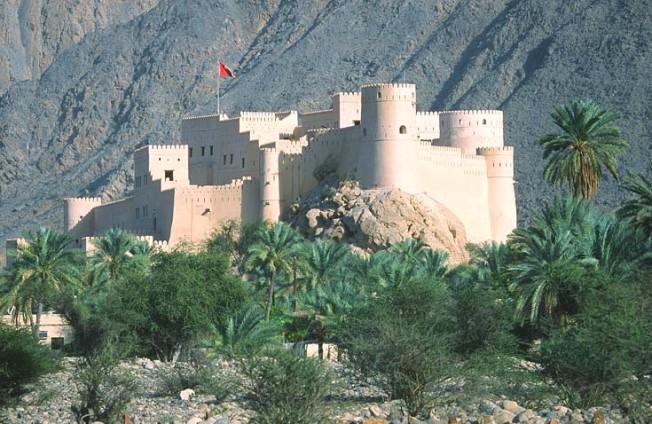 oman architektura 41 Omán   architektura