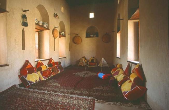 oman architektura 44 Omán   architektura