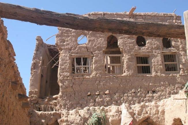 oman architektura 46 Omán   architektura