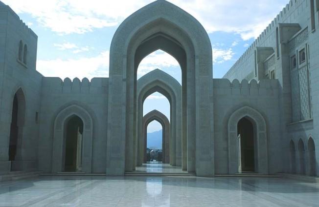 oman architektura 5 Omán   architektura
