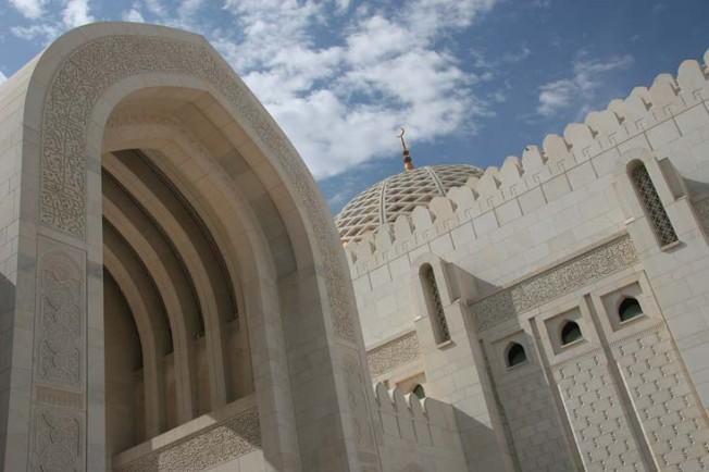 oman architektura 6 Omán   architektura