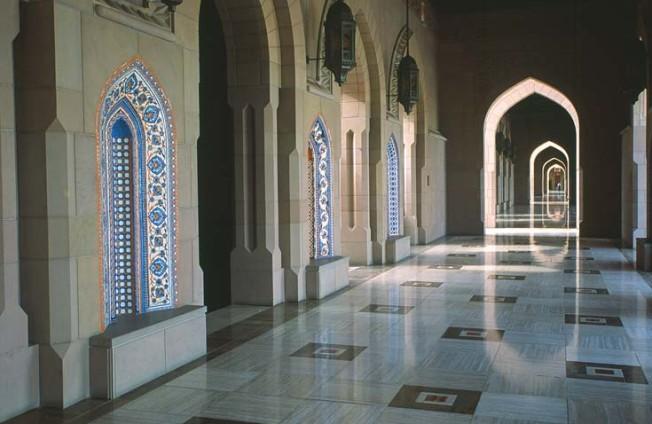 oman architektura 7 Omán   architektura