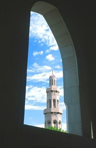 oman architektura 9 Omán   architektura
