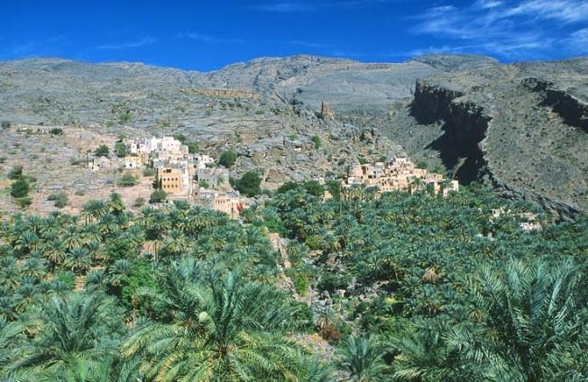 oman krajiny landscapes 1 Omán   krajiny