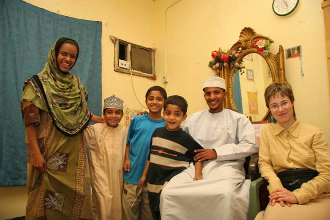 oman lide people 1 Omán   lidé