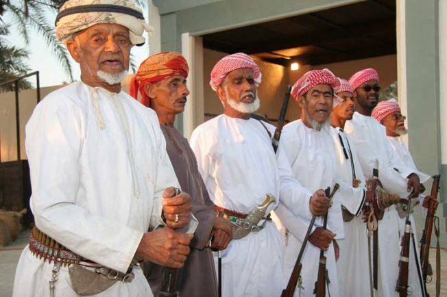 oman lide people 11 Omán   lidé