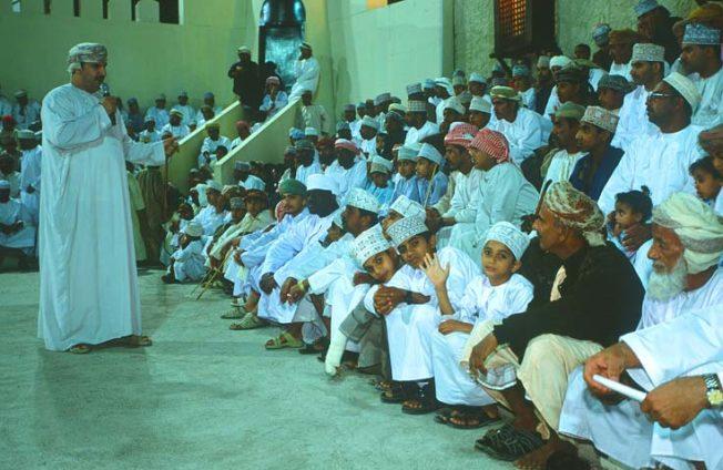 oman lide people 15 Omán   lidé