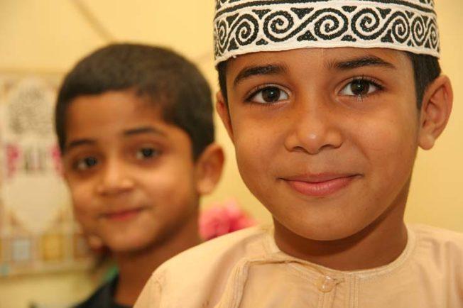 oman lide people 2 Omán   lidé