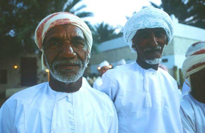 oman lide people 31 Omán   lidé