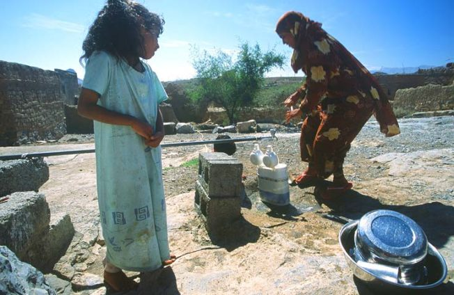 oman lide people 32 Omán   lidé