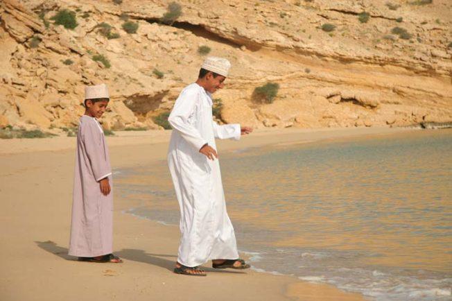 oman lide people 4 Omán   lidé