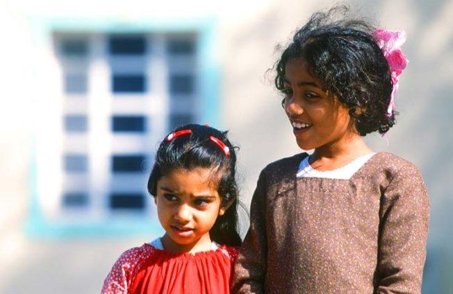 oman lide people 40 Omán   lidé