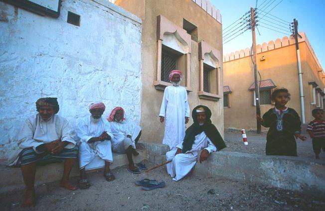 oman lide people 67 Omán   lidé