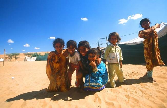 oman poust desert 1 Omán   poušť