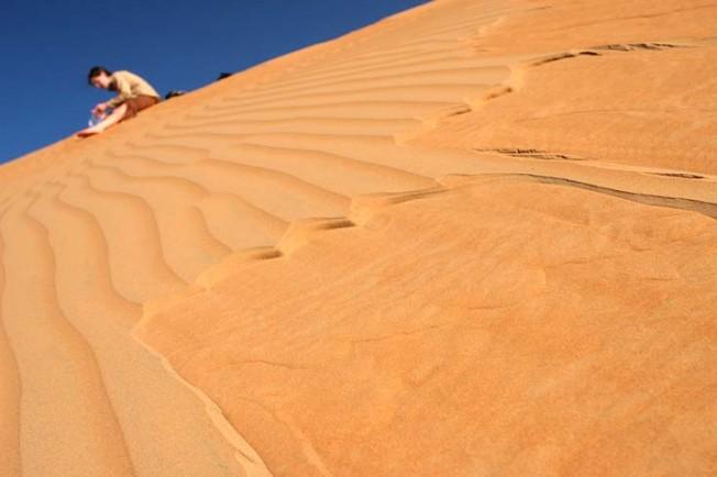 oman poust desert 10 Omán   poušť