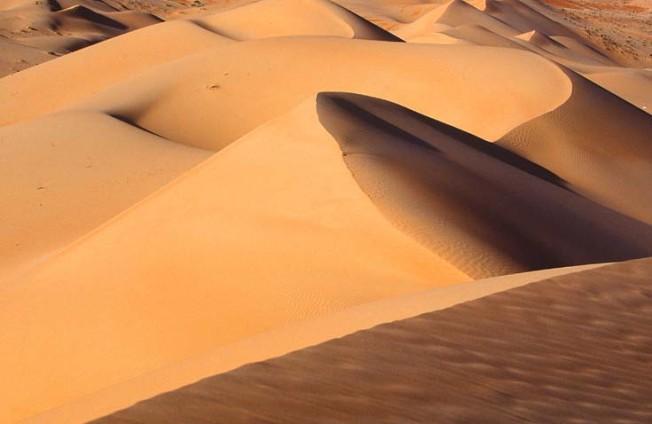 oman poust desert 12 Omán   poušť